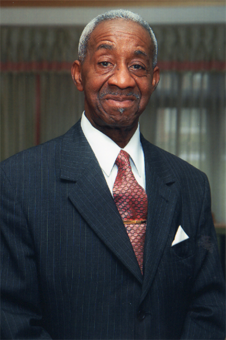 Bishop Shedrick Clark Sr.
